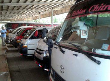 Transportistas del interior no se unirán al paro