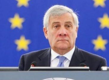 Presidente del Parlamento Europeo llama a sus países a sancionar al régimen venezolano