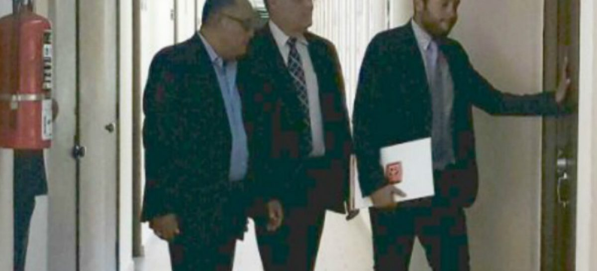 Suspenden audiencias de exalcalde Bosco Vallarino y empresario Alexander Ventura