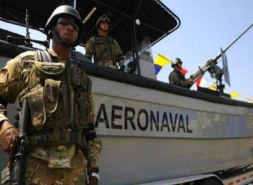 800 kilogramos de drogas fueron incautados en costas panameñas