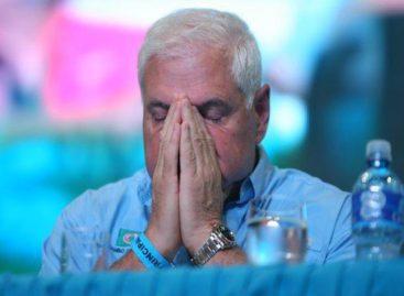 El 13 de febrero tomarán decisión sobre fianza de Martinelli