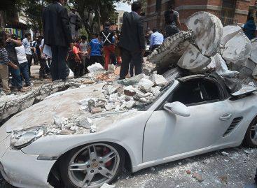 Aumentan a 139 la cifra de muertos por sismo en México