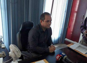 Alcalde encargado de Villa de los Santos asegura que trabaja con normalidad