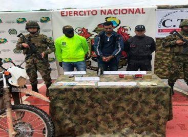 Autoridades capturaron a cabecilla del Clan del Golfo en Colombia