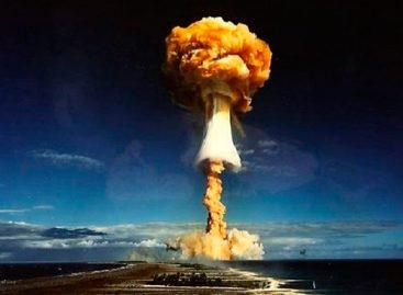 Régimen norcoreano probó bomba atómica H en misil intercontinental