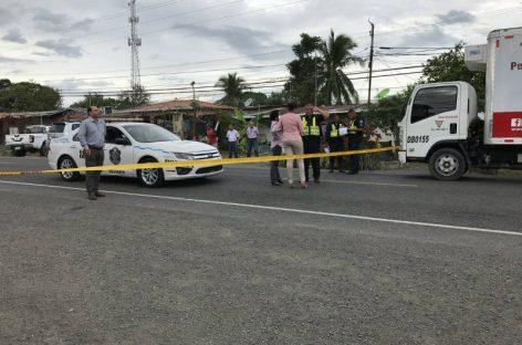 Arrollaron a un niño de 9 años en Bocas del Toro