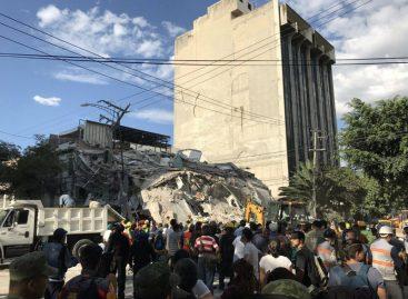 No hay reportes de panameños afectados por sismo en México