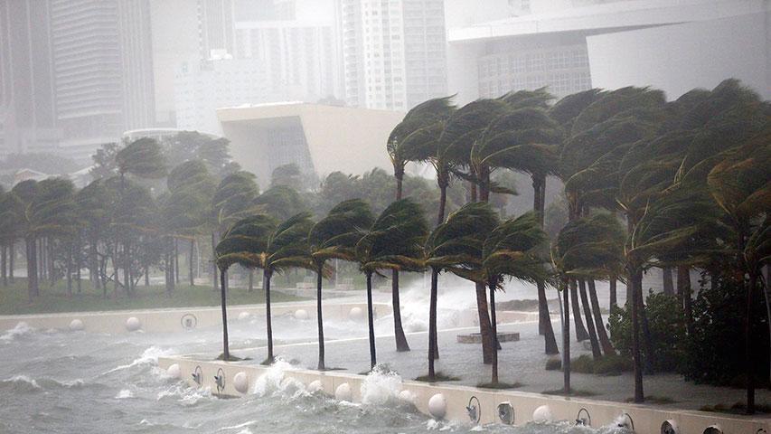 huracán en Panamá