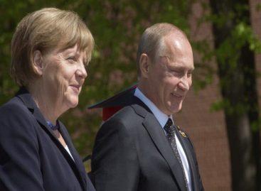 Merkel y Putin apuestan por una solución pacífica al conflicto norcoreano
