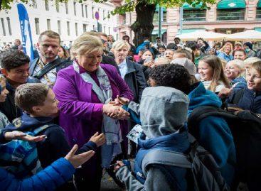 Gobierno conservador acaricia el triunfo en las elecciones noruegas