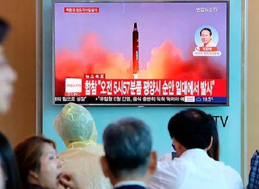 ONU impuso nuevas sanciones a Corea del Norte por sus pruebas nucleares