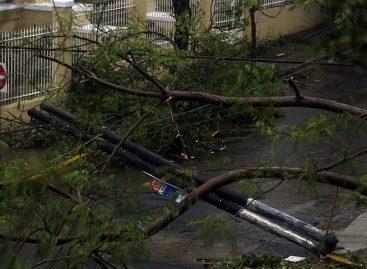 Entre 80% y 90% de Puerto Rico está sin luz por paso de María