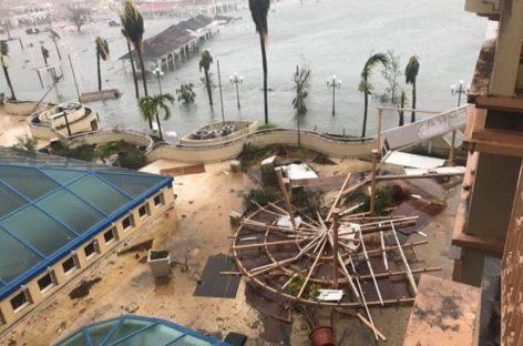 Huracán Irma destruyó el 95 % de Barbuda y dejó Puerto Rico a oscuras