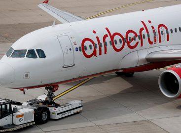 Aerolínea Air Berlin cancela numerosos vuelos por bajas médicas de pilotos