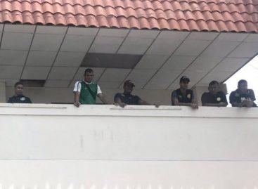 Detuvieron a alcalde de Los Santos en operativo antidrogas