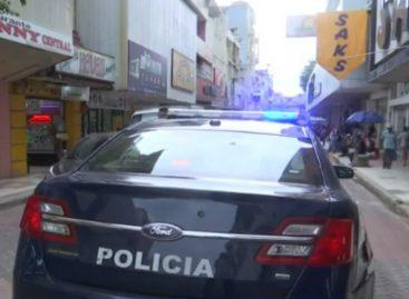 Ladrones se robaron un lote de joyas de local en la Avenida Central