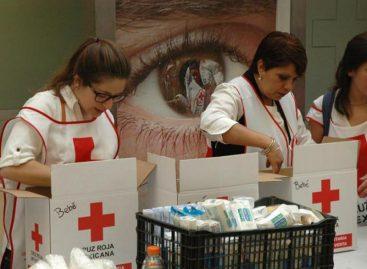 Cruz Roja Panameña abrió centro de acopio para apoyar a México