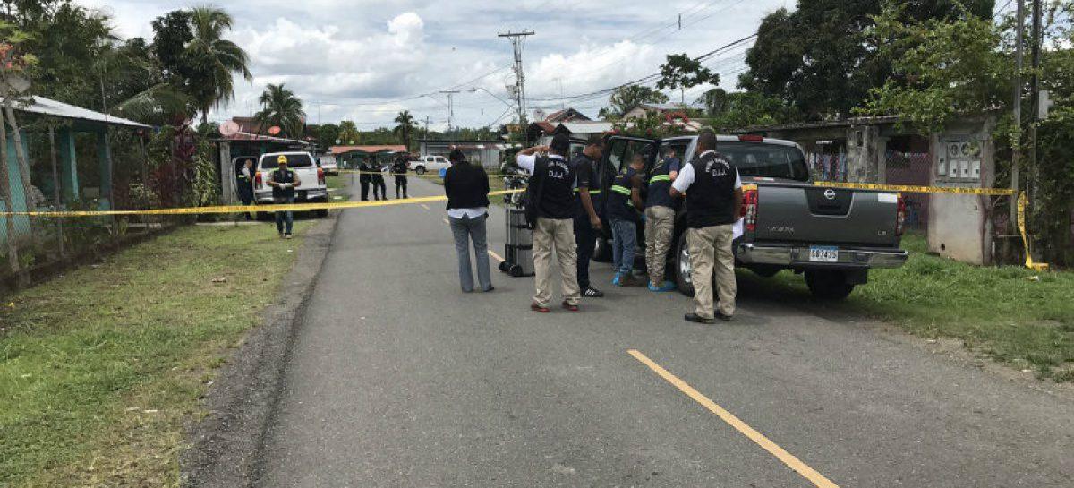 Mataron a golpes a un hombre y dejaron el cuerpo en carretera de Chiriquí
