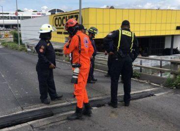 Anuncian desvíos por reemplazo de viga en puente de Villa Lucre