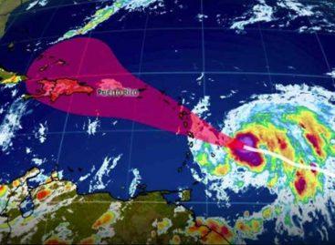 Suspenden operaciones en puertos de Puerto Rico e Islas Vírgenes por María