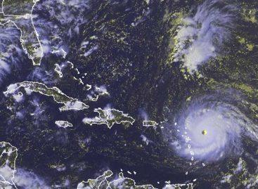 Huracán José se fortalece a categoría 4 y sigue la ruta de Irma