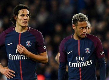 Emery afirmó que Cavani y Neymar compartirán los penaltis
