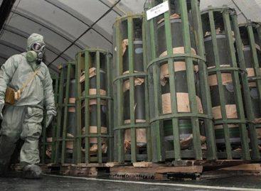 La OPAQ confirma que Rusia ha destruido todo su arsenal químico