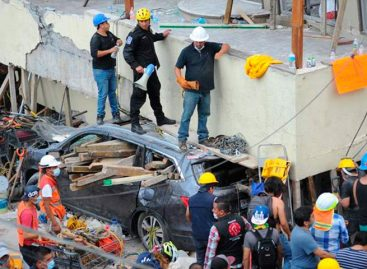 A 10 días del terremoto de México la cifra de fallecidos subió a 355