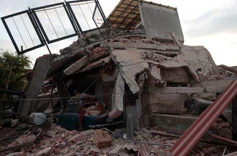 Trump le ofreció a Peña Nieto equipos de rescate por el terremoto