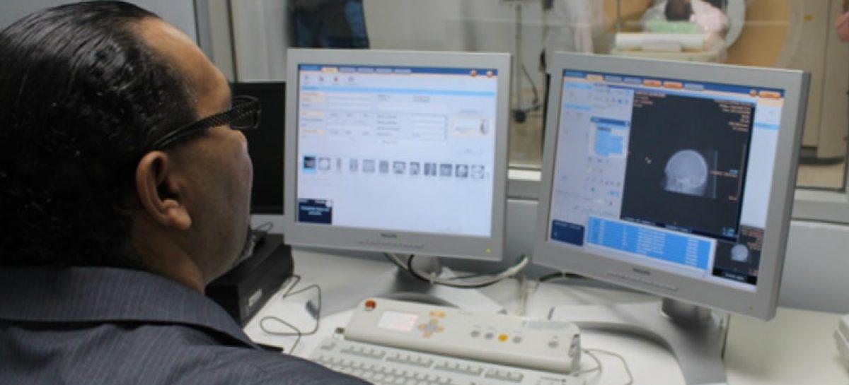 CSS inauguró equipo de tomografía en Policlínica Santiago Barraza