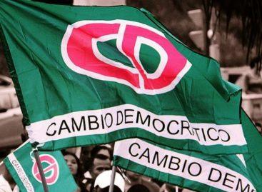 Cambio Democrático escogerá su candidato a Presidente el próximo 12 de agosto
