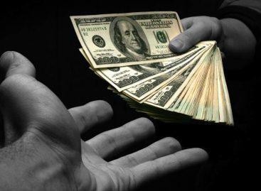 Panamá entre los países en los que hay más sobornos