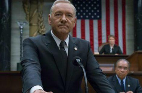 Kevin Spacey fue expulsado del casting de una película