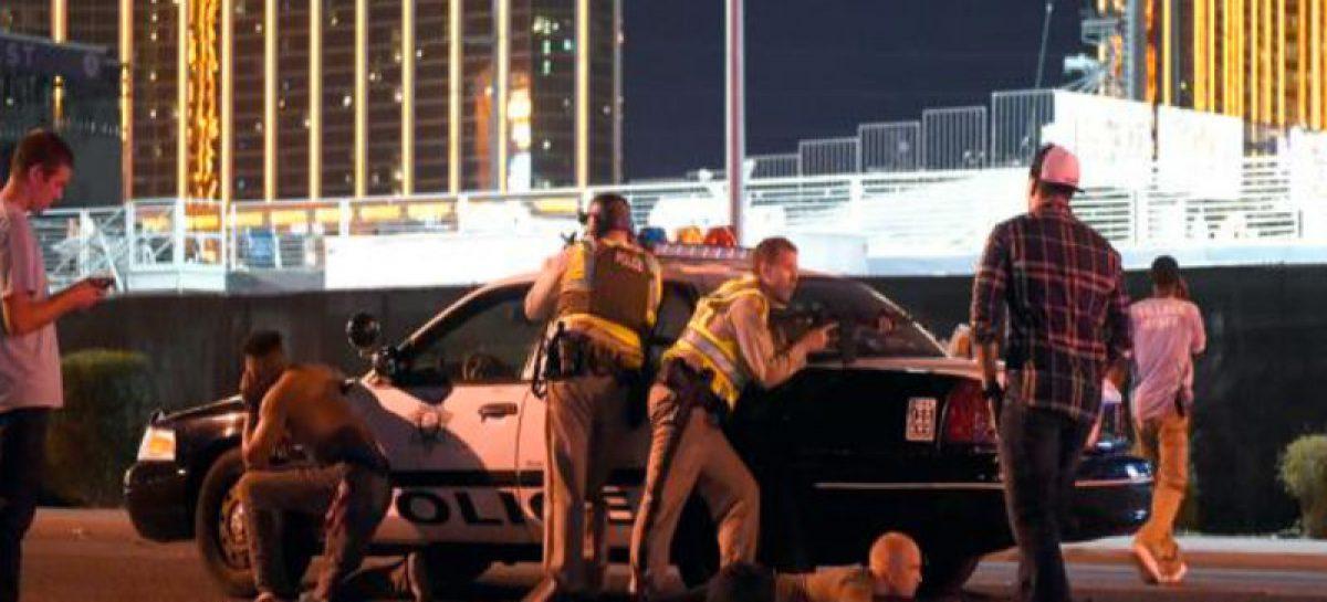 Los más impactantes videos del terror que se vivió en Las Vegas