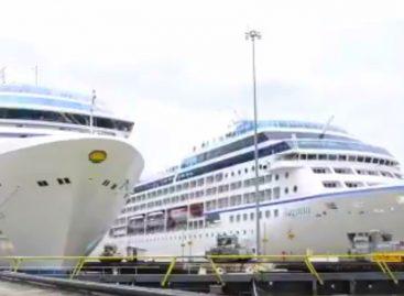 Unos 230 cruceros pasarán por el Canal de Panamá en la temporada 2018-2019