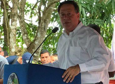 Varela responde desafiante a los transportistas: «No nos van a doblegar»