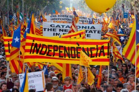Secesionistas piden votar declaración de independencia de Cataluña