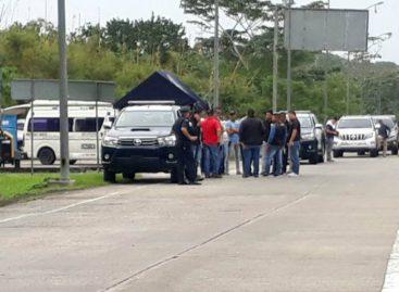 Dictan detención provisional a presuntos implicados en asesinato de dos policías en Chilibre