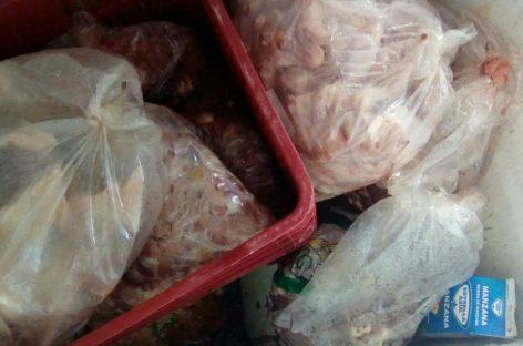 Minsa fumigó áreas cercanas a los culecos y decomisó pollo no apto