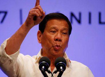 Rodrigo Duterte amenazó a la defensora del pueblo por investigar sus cuentas