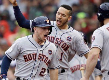 Houston venció a Boston y jugará la Serie de Campeonato de la Americana