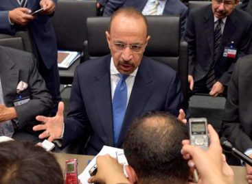 Ministro saudí dice que demanda del crudo crecerá en los próximos años