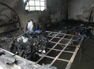 Policía murió calcinado en su vivienda en San Miguelito