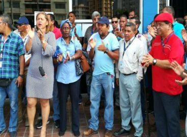 Trabajadores del IDAAN iniciaron huelga por falta de insumos y equipos