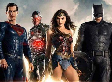 Ya salió el nuevo trailer de la Liga de la Justicia
