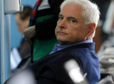 Decisión sobre fianza de Martinelli se conocería antes del 2 de febrero