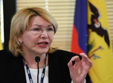 Exfiscal Ortega Díaz difundirá nuevas pruebas contra el Gobierno de Venezuela