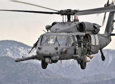 Helicóptero policial en acción antinarcóticos fue atacado en Colombia