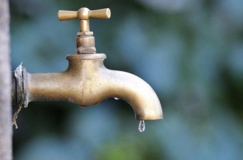 Varias comunidades de Panamá Oeste se quedarán sin agua este viernes