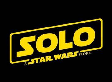 """""""Star Wars"""" anunció """"Solo"""", el film sobre Han Solo"""